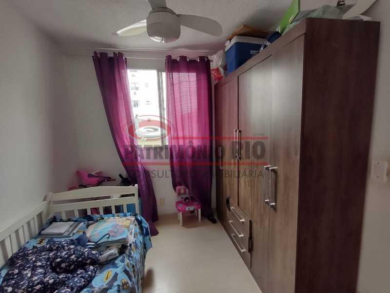 16 2 - Apartamento 2 quartos à venda Parada de Lucas, Rio de Janeiro - R$ 245.000 - PAAP24517 - 17