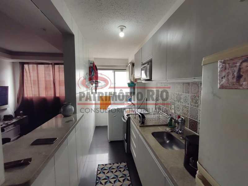 23 2 - Apartamento 2 quartos à venda Parada de Lucas, Rio de Janeiro - R$ 245.000 - PAAP24517 - 24