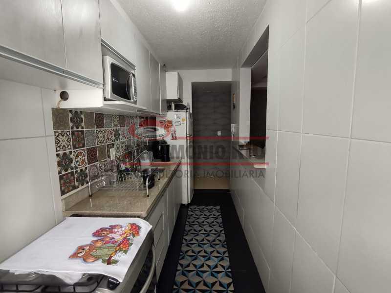 24 - Apartamento 2 quartos à venda Parada de Lucas, Rio de Janeiro - R$ 245.000 - PAAP24517 - 25
