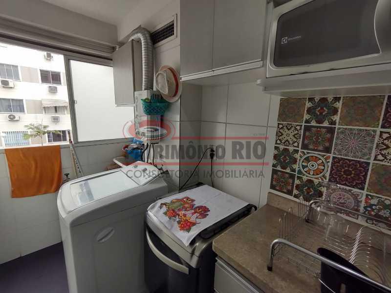 25 2 - Apartamento 2 quartos à venda Parada de Lucas, Rio de Janeiro - R$ 245.000 - PAAP24517 - 26