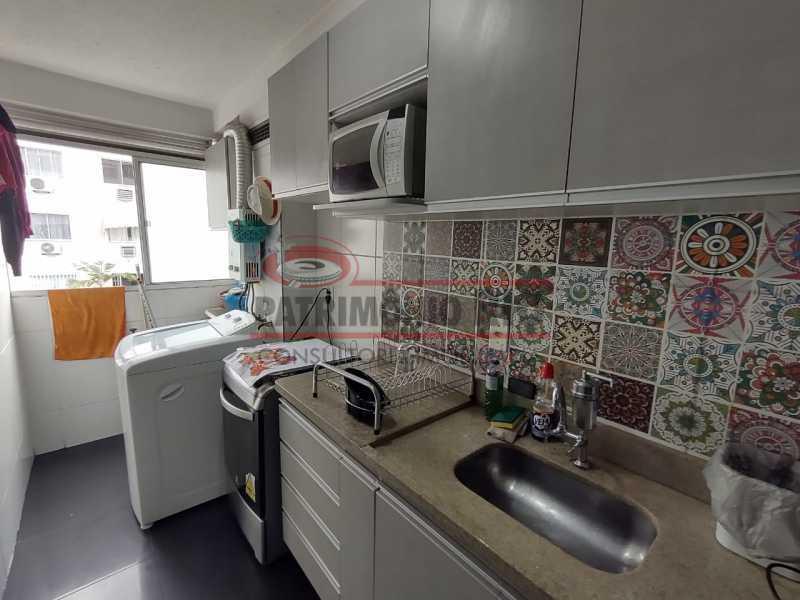 26 2 - Apartamento 2 quartos à venda Parada de Lucas, Rio de Janeiro - R$ 245.000 - PAAP24517 - 27