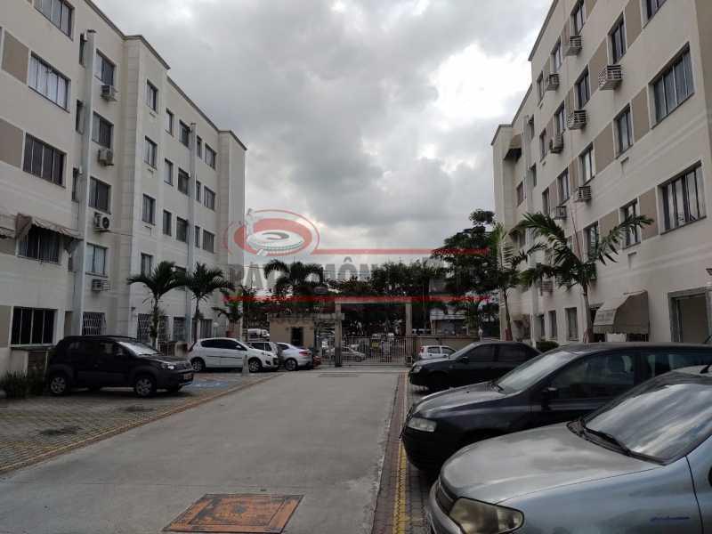 30 2 - Apartamento 2 quartos à venda Parada de Lucas, Rio de Janeiro - R$ 245.000 - PAAP24517 - 31