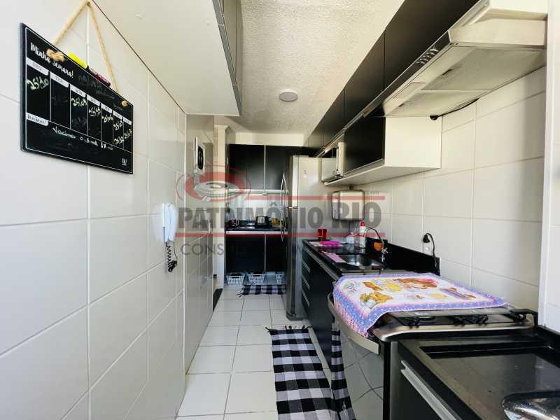 IMG_7432 - Rocha Miranda - 2 quartos - elevador - piscina - PAAP24526 - 20