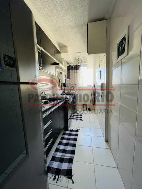 IMG_7437 - Rocha Miranda - 2 quartos - elevador - piscina - PAAP24526 - 19