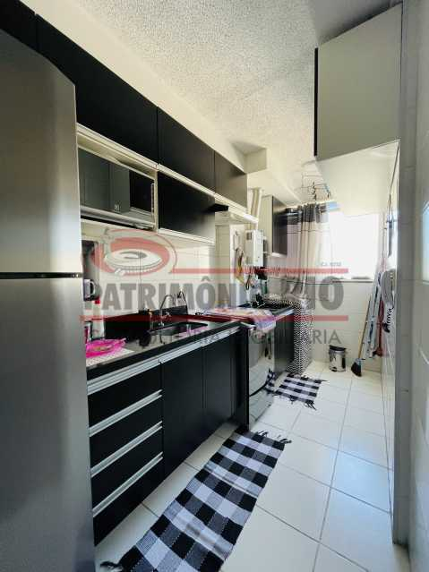 IMG_7438 - Rocha Miranda - 2 quartos - elevador - piscina - PAAP24526 - 23