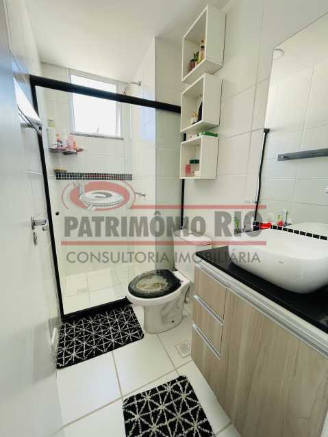 IMG_7455 - Rocha Miranda - 2 quartos - elevador - piscina - PAAP24526 - 18
