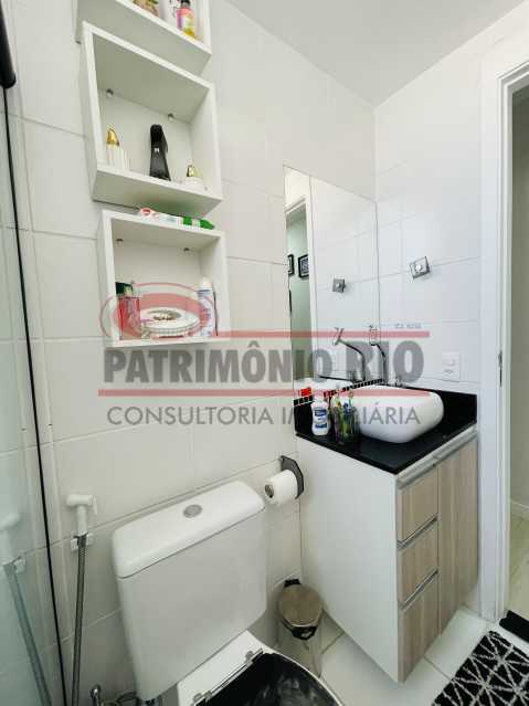 IMG_7457 - Rocha Miranda - 2 quartos - elevador - piscina - PAAP24526 - 17