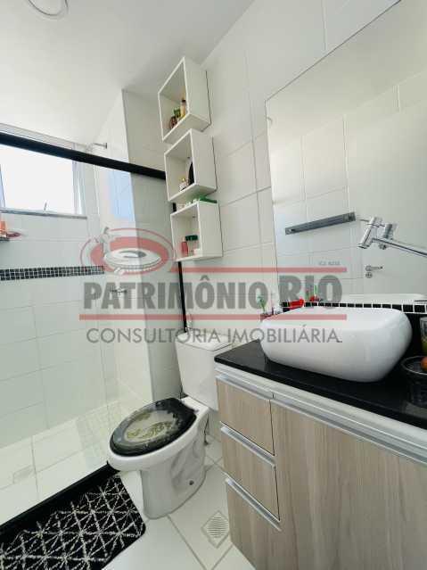 IMG_7458 - Rocha Miranda - 2 quartos - elevador - piscina - PAAP24526 - 16