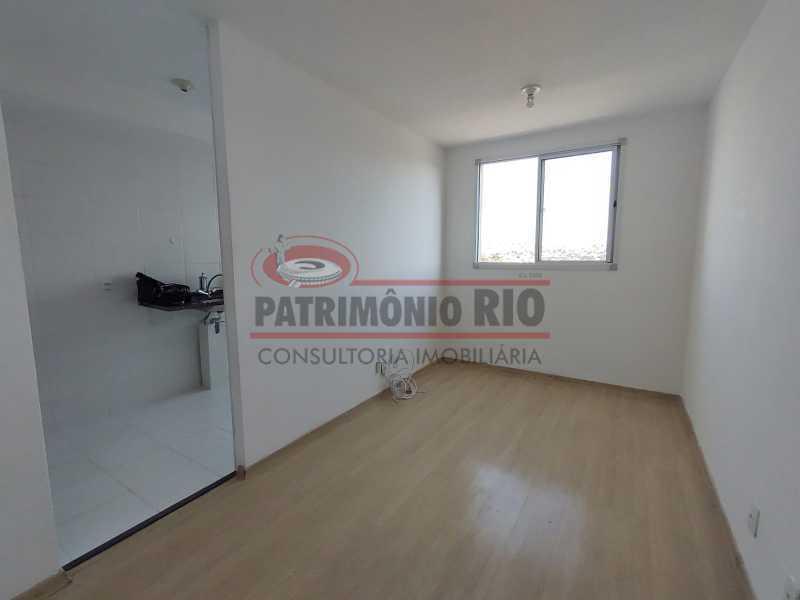2 2 - Apartamento 2 quartos, vazio, próximo ao metrô - PAAP24530 - 3