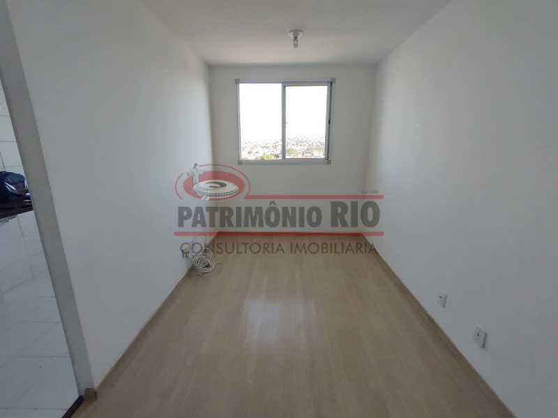 3 - Apartamento 2 quartos, vazio, próximo ao metrô - PAAP24530 - 4