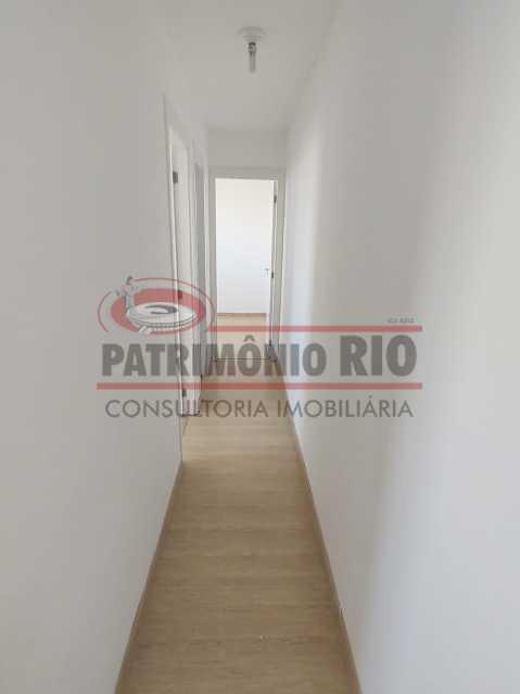 4 - Apartamento 2 quartos, vazio, próximo ao metrô - PAAP24530 - 5