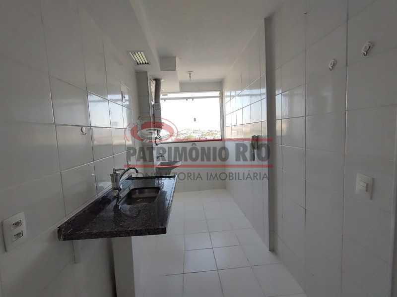 21 3 - Apartamento 2 quartos, vazio, próximo ao metrô - PAAP24530 - 22