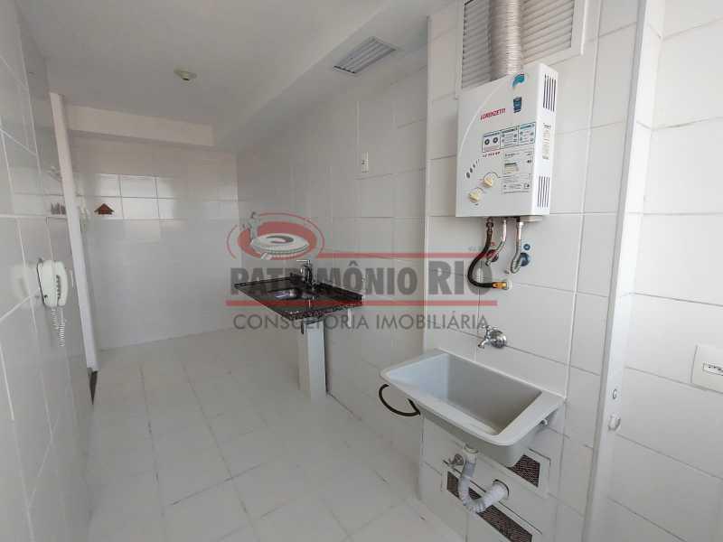 24 - Apartamento 2 quartos, vazio, próximo ao metrô - PAAP24530 - 25
