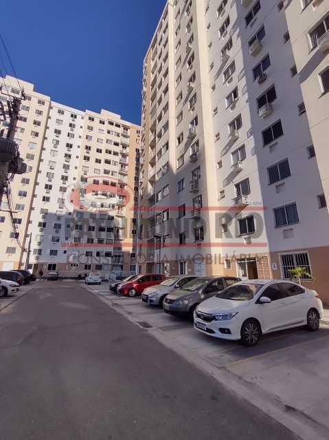 30 - Apartamento 2 quartos, vazio, próximo ao metrô - PAAP24530 - 31