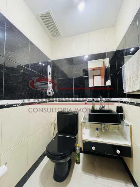 IMG_7817 - Pechincha - Jacarepaguá - 4 quartos - 3 vagas - piscina - PACN40034 - 9