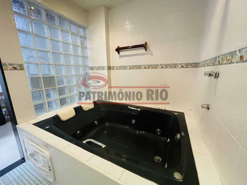 IMG_7819 - Pechincha - Jacarepaguá - 4 quartos - 3 vagas - piscina - PACN40034 - 10