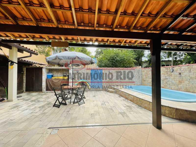IMG_7832 - Pechincha - Jacarepaguá - 4 quartos - 3 vagas - piscina - PACN40034 - 23