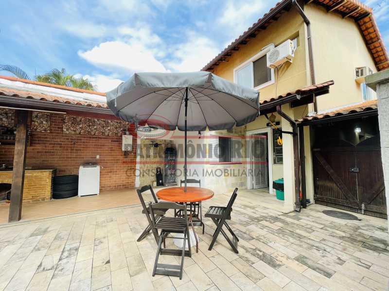 IMG-7831 - Pechincha - Jacarepaguá - 4 quartos - 3 vagas - piscina - PACN40034 - 26