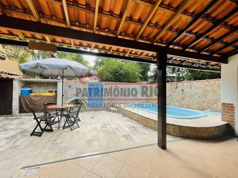 IMG-7833 - Pechincha - Jacarepaguá - 4 quartos - 3 vagas - piscina - PACN40034 - 27