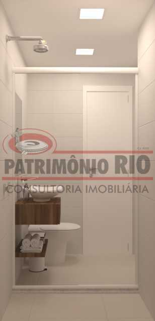 27b81d96df53c13e-BANHEIRO_02[1 - Apto semi-luxo, PORTEIRA FECHADA, 80m2, 2quartos, Copacabana - PAAP24540 - 5