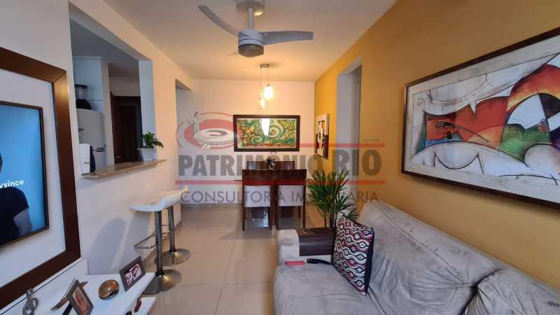 WhatsApp Image 2021-08-03 at 1 - Apartamento de 2 quartos no Recanto dos Rouxinóis - PAAP24541 - 1