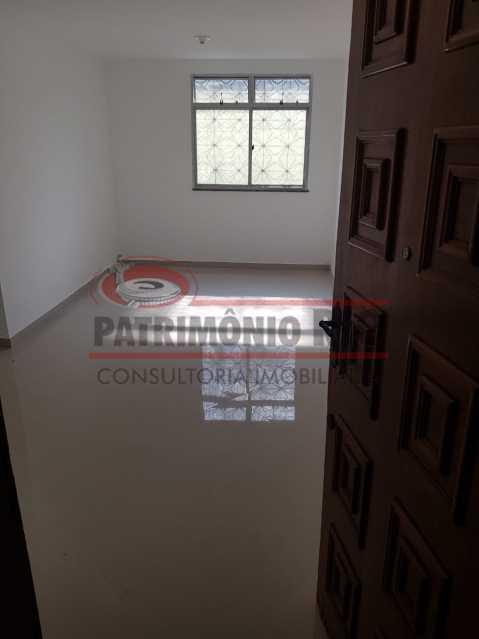 WhatsApp Image 2021-08-03 at 1 - Ótimo apartamento térreo no coração da Taquara - PAAP24542 - 1