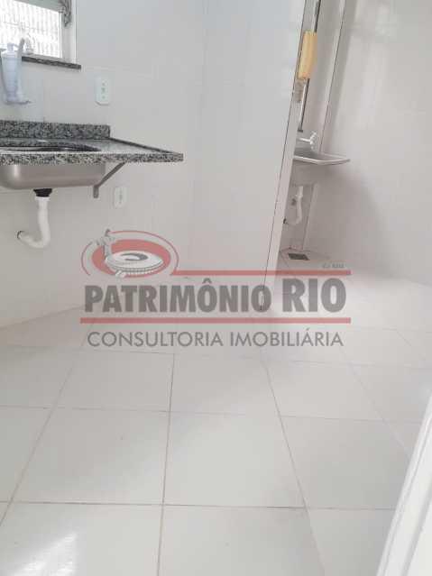 WhatsApp Image 2021-08-03 at 1 - Ótimo apartamento térreo no coração da Taquara - PAAP24542 - 20
