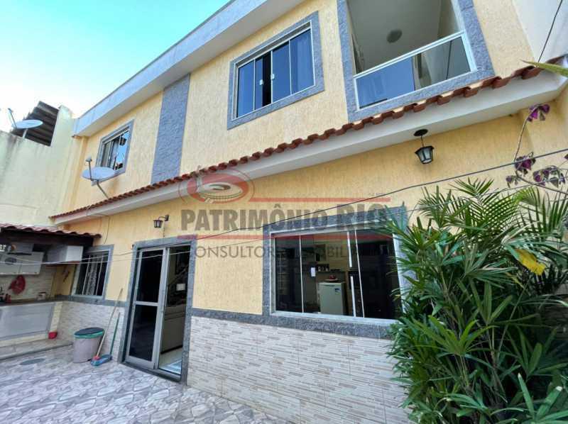 7f651167-2bf2-4d88-9f50-c66478 - Ótima casa de vila na Praça da Cetel - PACV20127 - 1