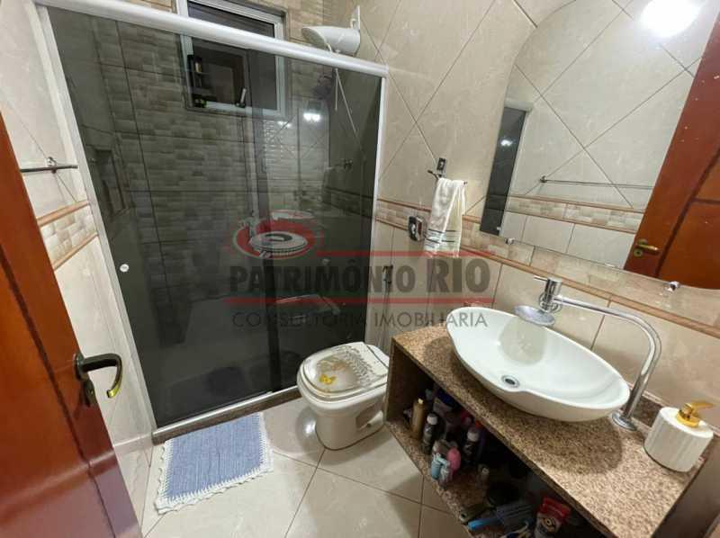 133dc399-2a9e-418c-b6be-a1e3b0 - Ótima casa de vila na Praça da Cetel - PACV20127 - 12
