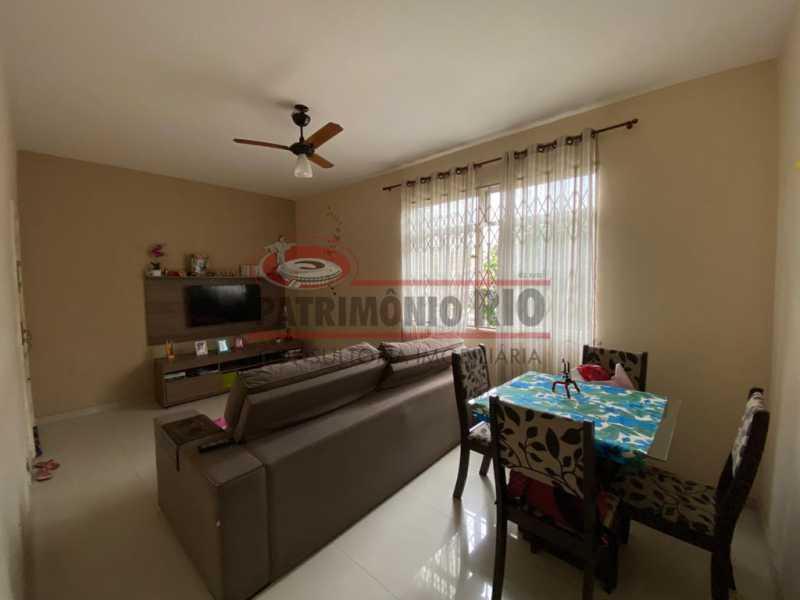 1. - Excelente apartamento térreo em Quintino com 2 quartos - PAAP24546 - 1