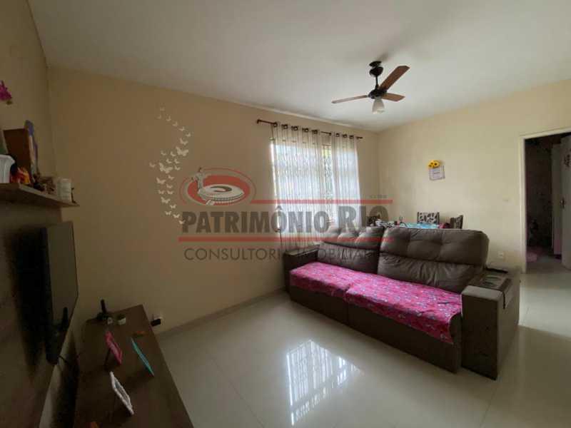 2. - Excelente apartamento térreo em Quintino com 2 quartos - PAAP24546 - 3