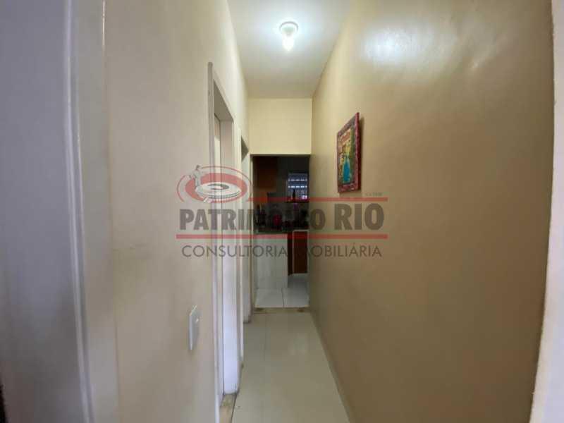5. - Excelente apartamento térreo em Quintino com 2 quartos - PAAP24546 - 7