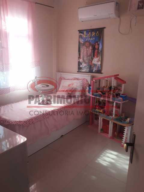 10. - Excelente apartamento térreo em Quintino com 2 quartos - PAAP24546 - 12