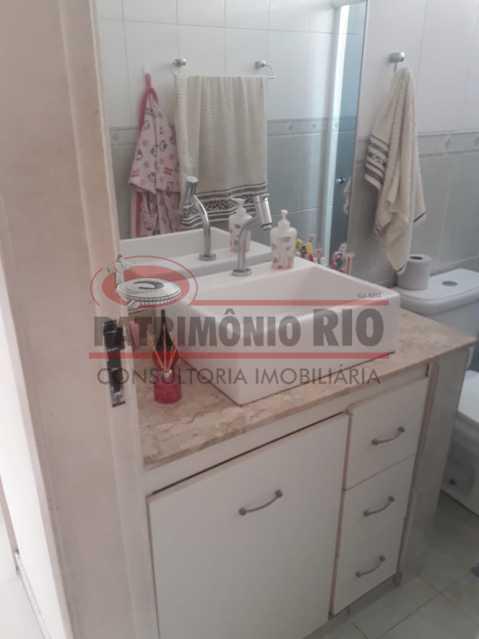 11. - Excelente apartamento térreo em Quintino com 2 quartos - PAAP24546 - 13