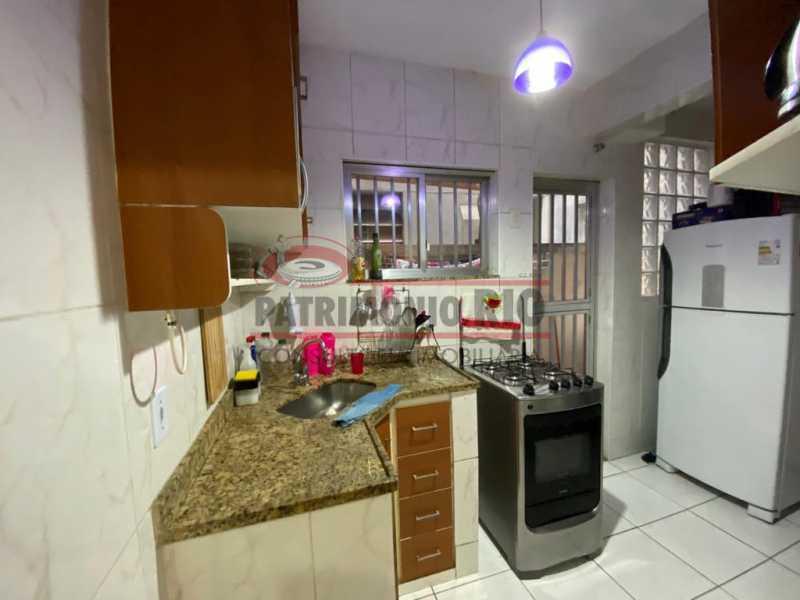 14. - Excelente apartamento térreo em Quintino com 2 quartos - PAAP24546 - 16