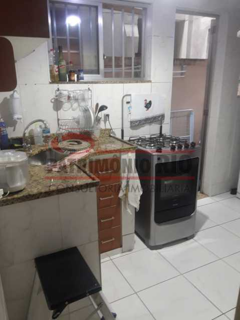 15. - Excelente apartamento térreo em Quintino com 2 quartos - PAAP24546 - 17