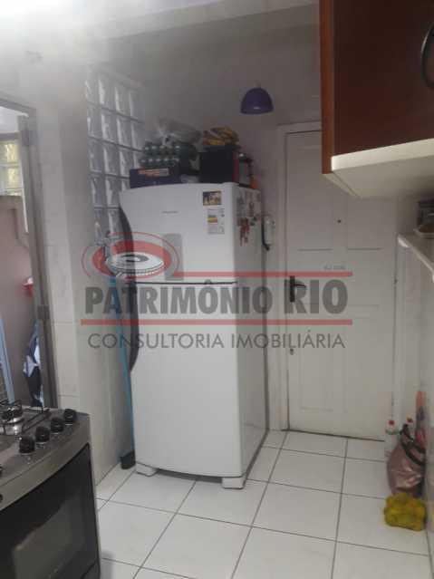 17. - Excelente apartamento térreo em Quintino com 2 quartos - PAAP24546 - 19