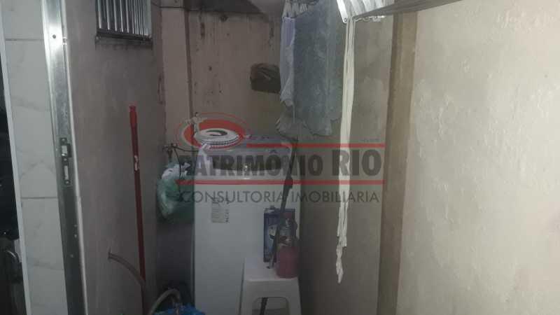 19. - Excelente apartamento térreo em Quintino com 2 quartos - PAAP24546 - 20