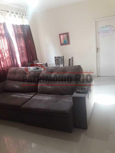 21. - Excelente apartamento térreo em Quintino com 2 quartos - PAAP24546 - 22
