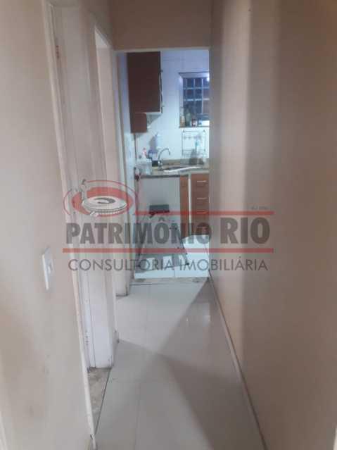 24. - Excelente apartamento térreo em Quintino com 2 quartos - PAAP24546 - 25
