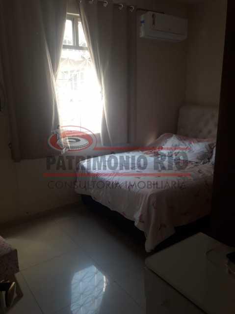 25. - Excelente apartamento térreo em Quintino com 2 quartos - PAAP24546 - 26