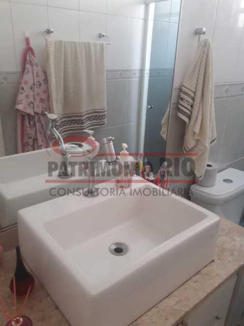 28.1. - Excelente apartamento térreo em Quintino com 2 quartos - PAAP24546 - 29