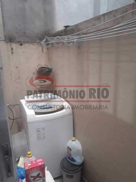 29. - Excelente apartamento térreo em Quintino com 2 quartos - PAAP24546 - 31