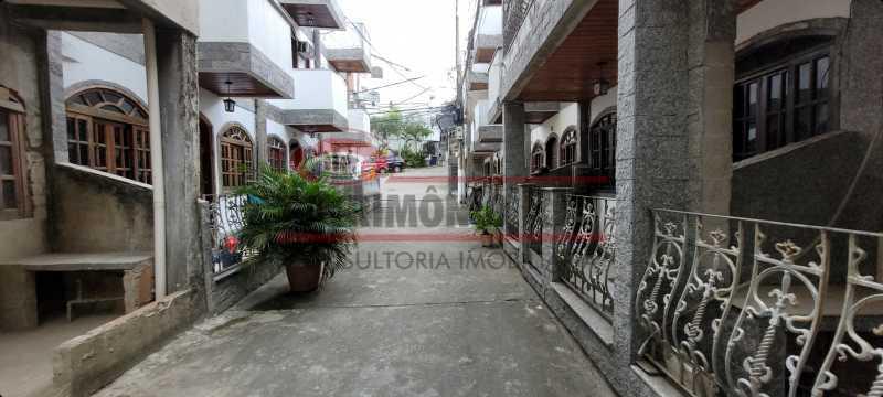 01 - Excelente casa duplex, terraço e vaga - PACN30079 - 21
