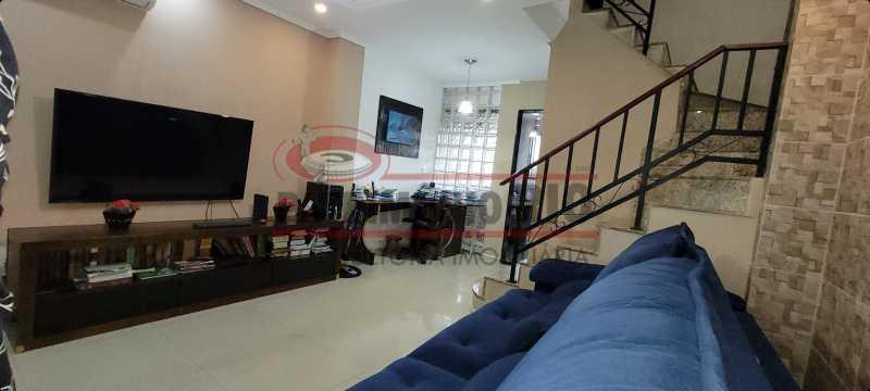 02 - Excelente casa duplex, terraço e vaga - PACN30079 - 3