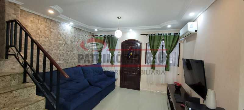 04 - Excelente casa duplex, terraço e vaga - PACN30079 - 4