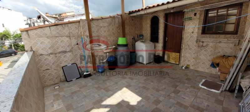 16 - Excelente casa duplex, terraço e vaga - PACN30079 - 22