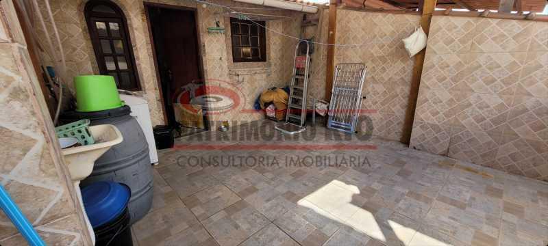 17 - Excelente casa duplex, terraço e vaga - PACN30079 - 23