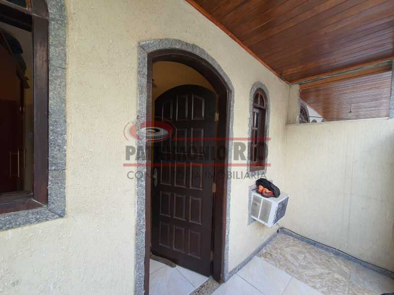 WhatsApp Image 2021-08-09 at 1 - Excelente casa duplex, terraço e vaga - PACN30079 - 17