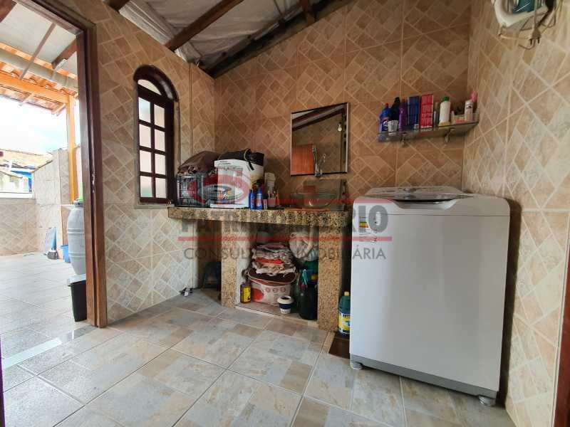 WhatsApp Image 2021-08-09 at 1 - Excelente casa duplex, terraço e vaga - PACN30079 - 24